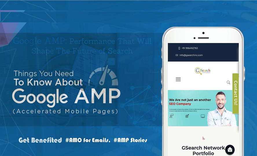 Two Cutting Edge Applications for Google's Accelerated Mobile Page (AMP) Tool