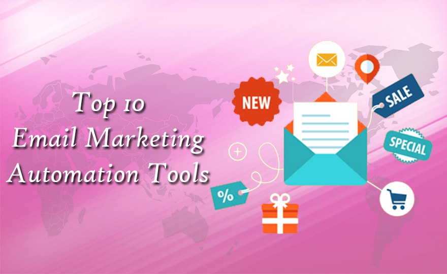 Top 10 Email Marketing Automation Tools