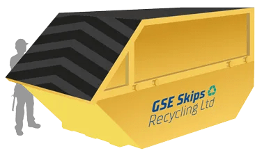 GSE Skip - Covered & Lockable