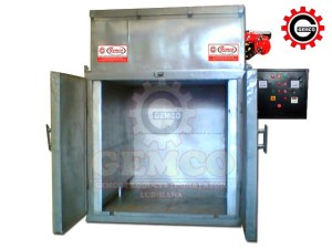 Paint Baking Oven (Diesel Fired)