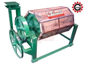 Wooden Polishing Barrel