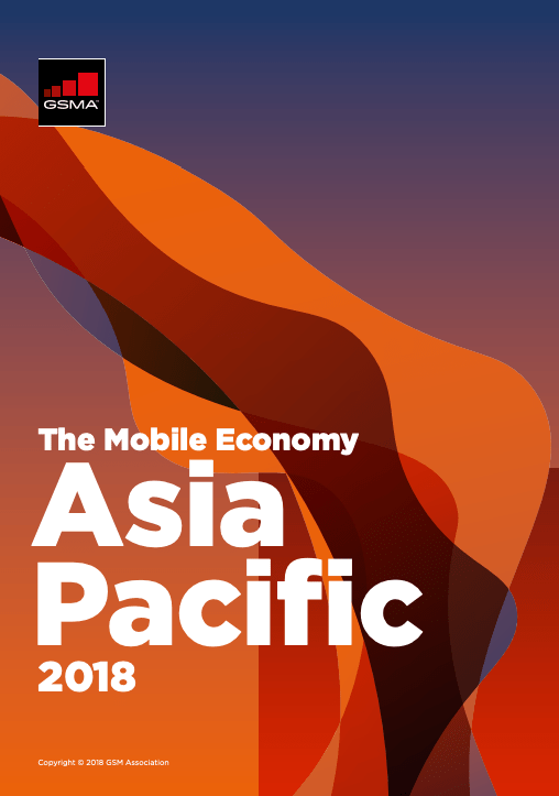 The Mobile Economy Asia Pacific 2018 image