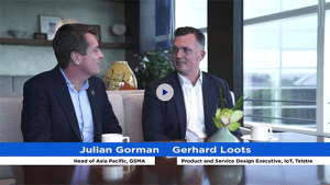 IoT interview with Telstra
