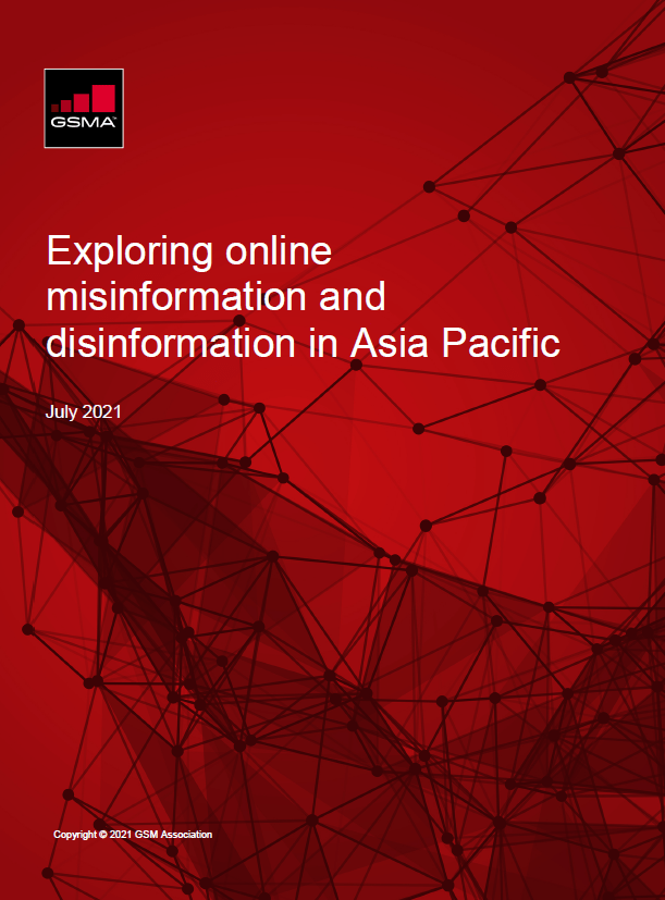 Exploring online misinformation and disinformation in Asia Pacific image