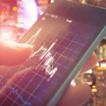 Making trading online on the smart phone