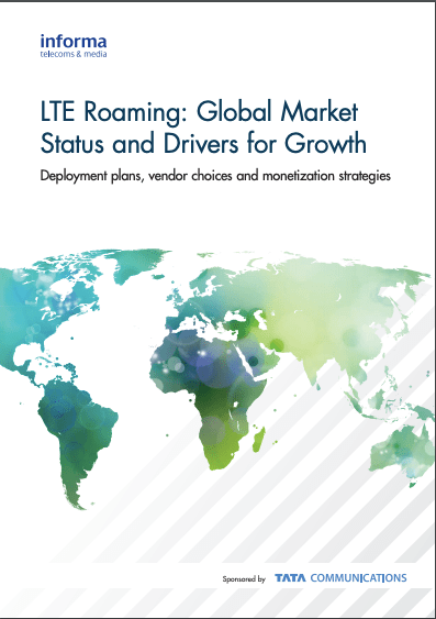 LTE Roaming:  Global Market Status Drivers for Growth Deployment Plans image