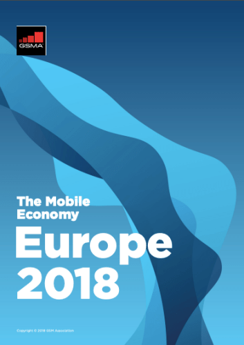 The Mobile Economy Europe 2017 (5G) image