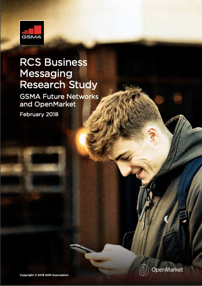 RCS Business Messaging Research Study image