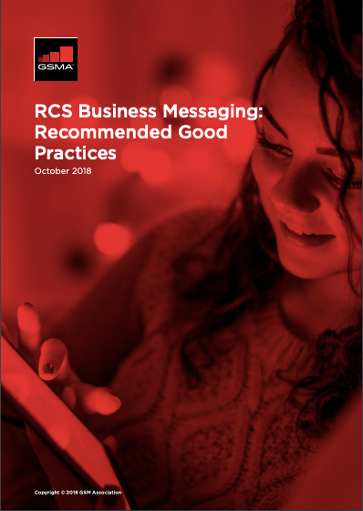 RCS Business Messaging: Recommended Good Practices image
