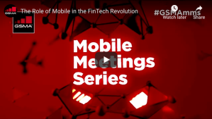 The Role of Mobile in the FinTech Revolution