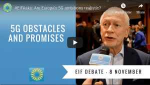 #EIFAsks: Are Europe's 5G ambitions realistic?
