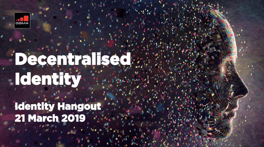 Identity Hangout: Decentralised Identity – Material image