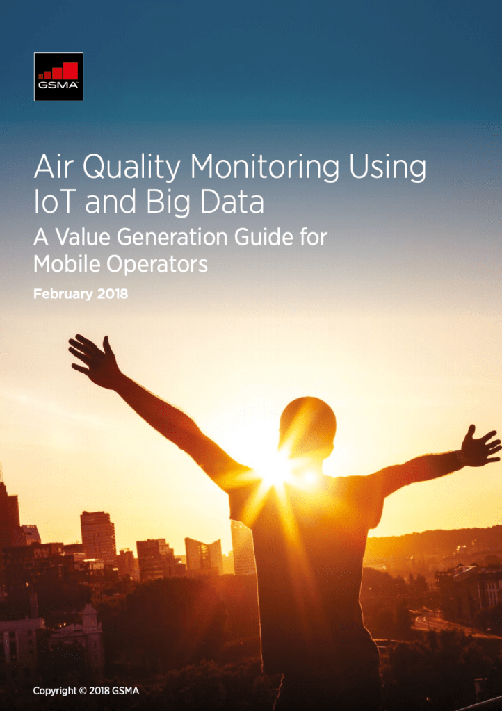 Air Quality Monitoring Using IoT and Big Data: A Value Generation Guide for Mobile Operators image