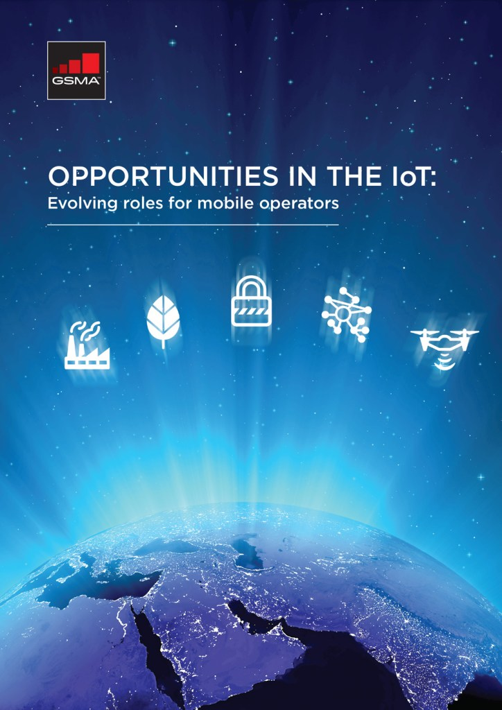 Opportunities in the IoT: Evolving roles for mobile operators image
