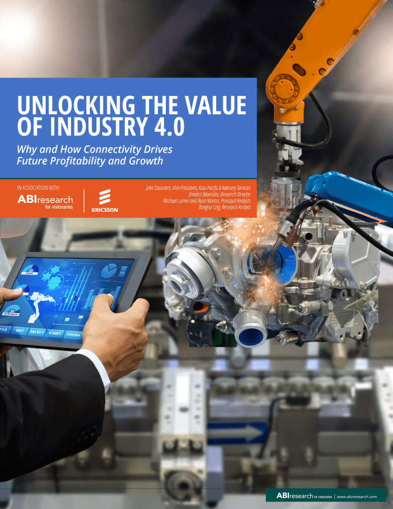 Industry 4.0 Cost of Inaction and ROI Report image