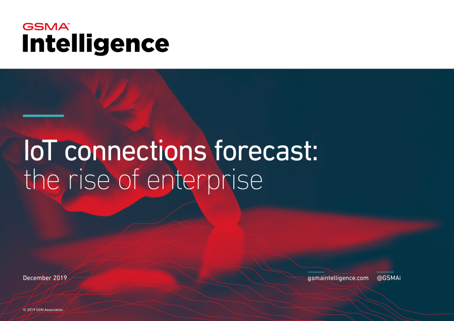 IoT Connections Forecast: The Rise of Enterprise image