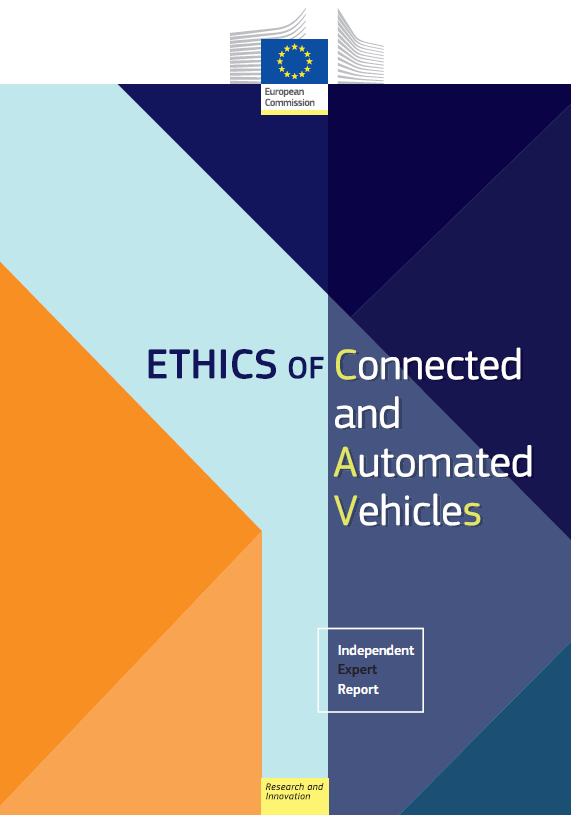 Ethics of Connected and Automated Vehicles image
