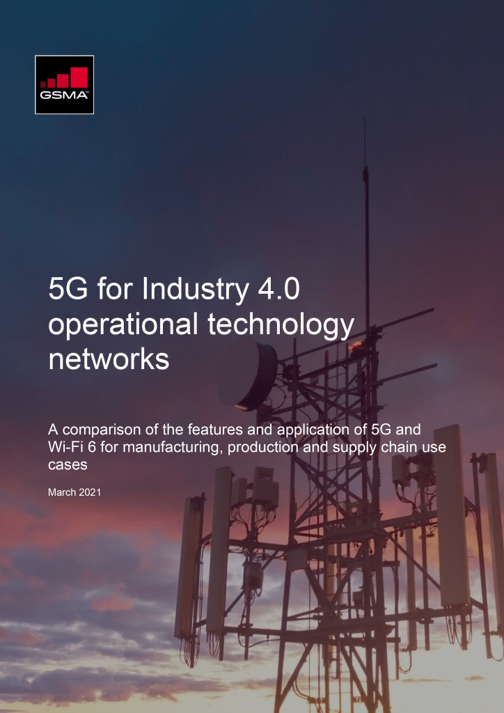 5G for Industry 4.0 Operational Technology Networks image