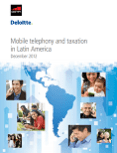Mobile telephony and taxation in Latin America image