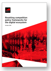Resetting competition policy frameworks for the digital ecosystem image