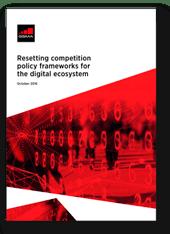 Mercados digitais exigem uma nova abordagem da política de competição image