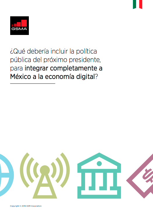 O que deve incluir a política pública do próximo presidente para integrar plenamente o México à economia digital? image