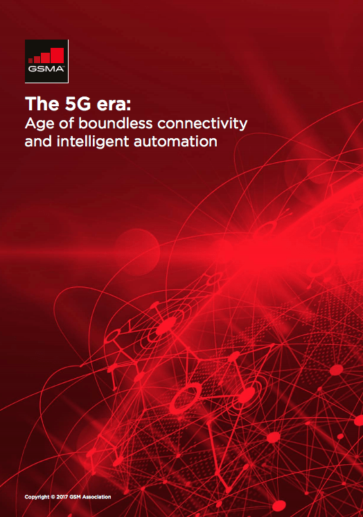 The 5G era: Age of boundless connectivity and intelligent automation image