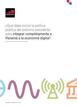 What should the public policy of the next president include, to fully integrate Panama into the digital economy? image