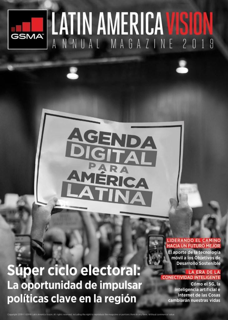 Revista GSMA LA Vision, edición 2018 – 2019 image