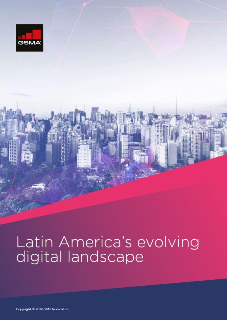 Latin America's evolving digital landscape image