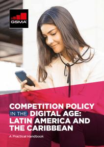 Políticas sobre competencia en la era digital: América Latina y el Caribe image
