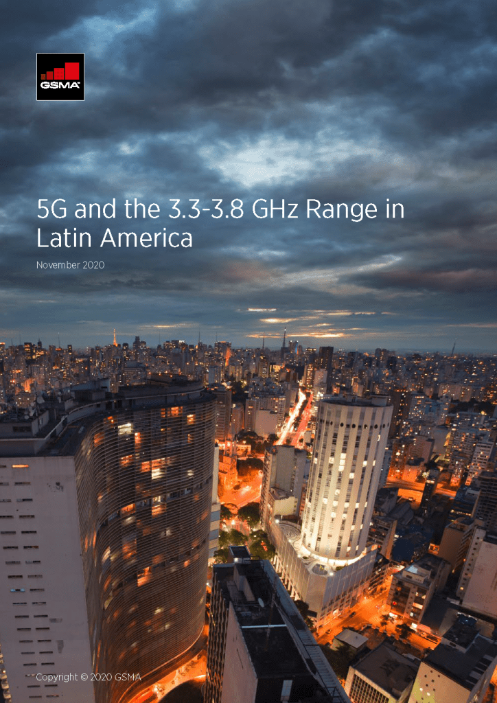 5G and the 3.3-3.8 GHz range in Latin America image