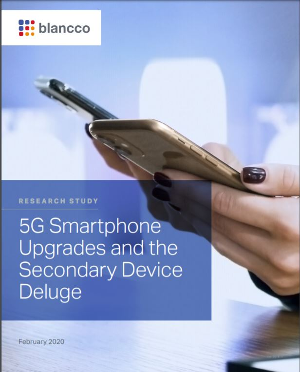 5G Smartphone Upgrades and the Secondary Device Deluge image