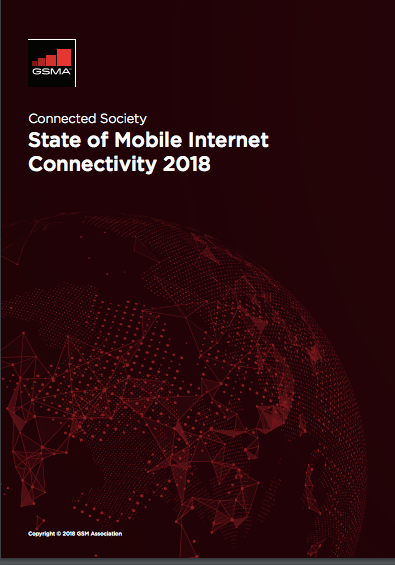 State of Mobile Internet Connectivity 2018