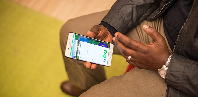 Mobile is a Lifeline: Research from Nyarugusu Refugee Camp