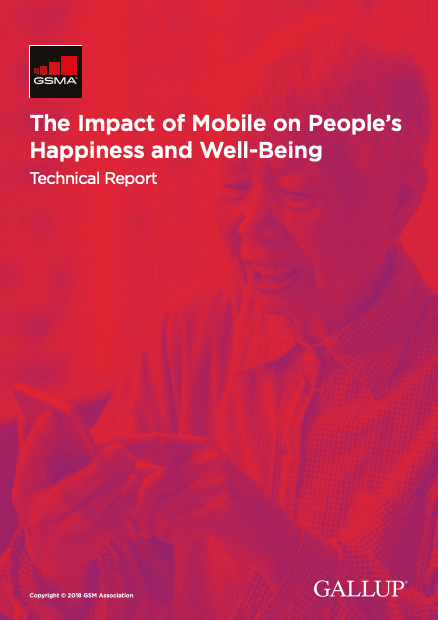The Impact of Mobile on People's Happiness and Well-Being image