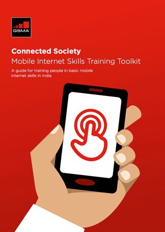 Introducing the Mobile Internet Skills Training Toolkit: A guide for training people in basic mobile internet skills image