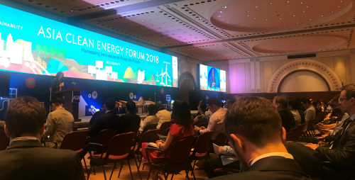 Takeaways from the Asia Clean Energy Forum 2018