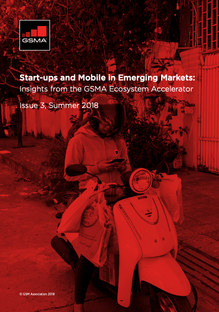 Start-ups and Mobile in Emerging Markets: Issue 3, Summer 2018 image