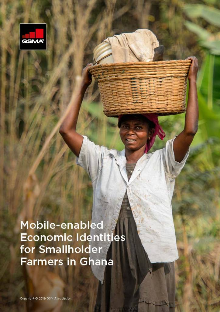Mobile-enabled Economic Identities for Smallholder Farmers in Ghana image
