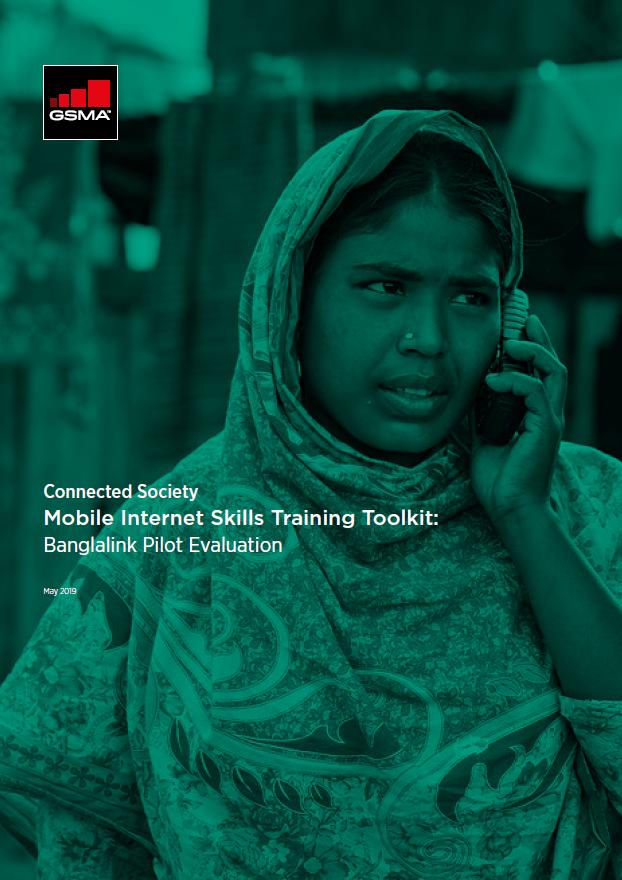 Mobile Internet Skills Training Toolkit: Banglalink Pilot Evaluation image