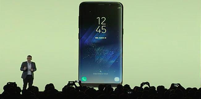 GSMA New Samsung Galaxy S8 smartphone pre-installs RCS messaging