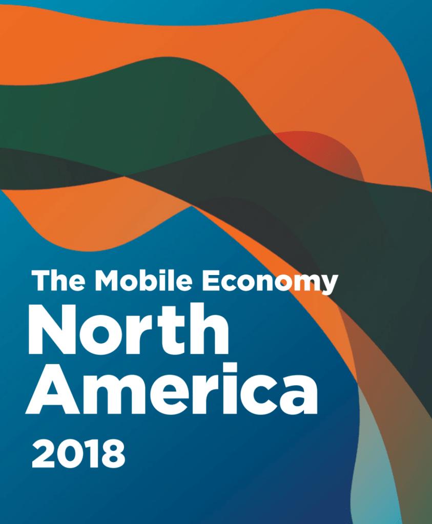 The Mobile Economy: North America 2018 image