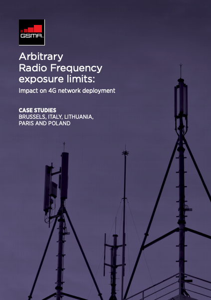 Arbitrary Radio Frequency exposure limits: Impact on 4G network deployment image