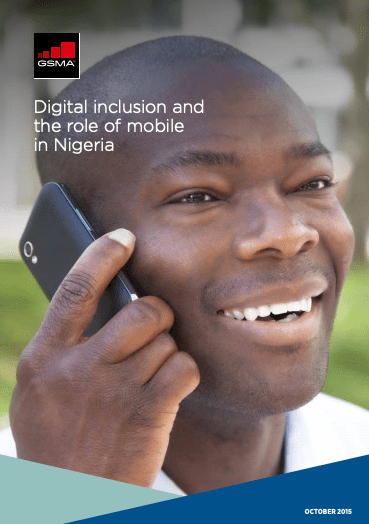 Digital Inclusion and the Role of Mobile in Nigeria image