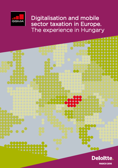 Digital inclusion and mobile sector taxation in Europe: The experience in Hungary image