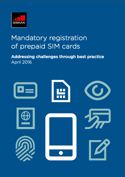 Mandatory registration of prepaid SIM cards image