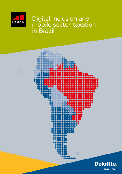 Digital inclusion and mobile sector taxation in Brazil image
