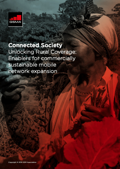 Unlocking Rural Coverage: Enablers for commercially sustainable mobile network expansion image