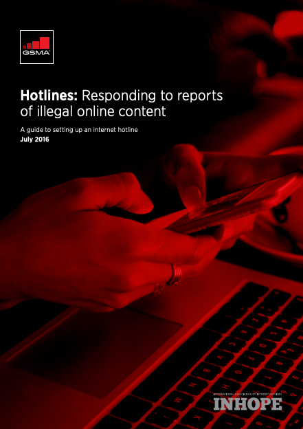 Hotlines: Responding to reports of illegal online content image